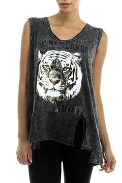 Shoptiques Product: Tiger Graphic Tank