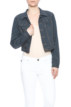 Comme Toi Polka Dot Jacket - Product List Image
