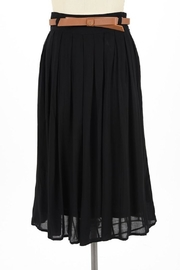 Comme Toi Favorite Black Skirt - Product Mini Image