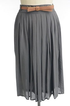 Shoptiques Product: Favorite Grey Skirt