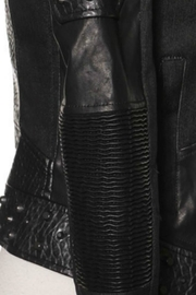 Comme USA Badass Studded-Moto Jacket - Other