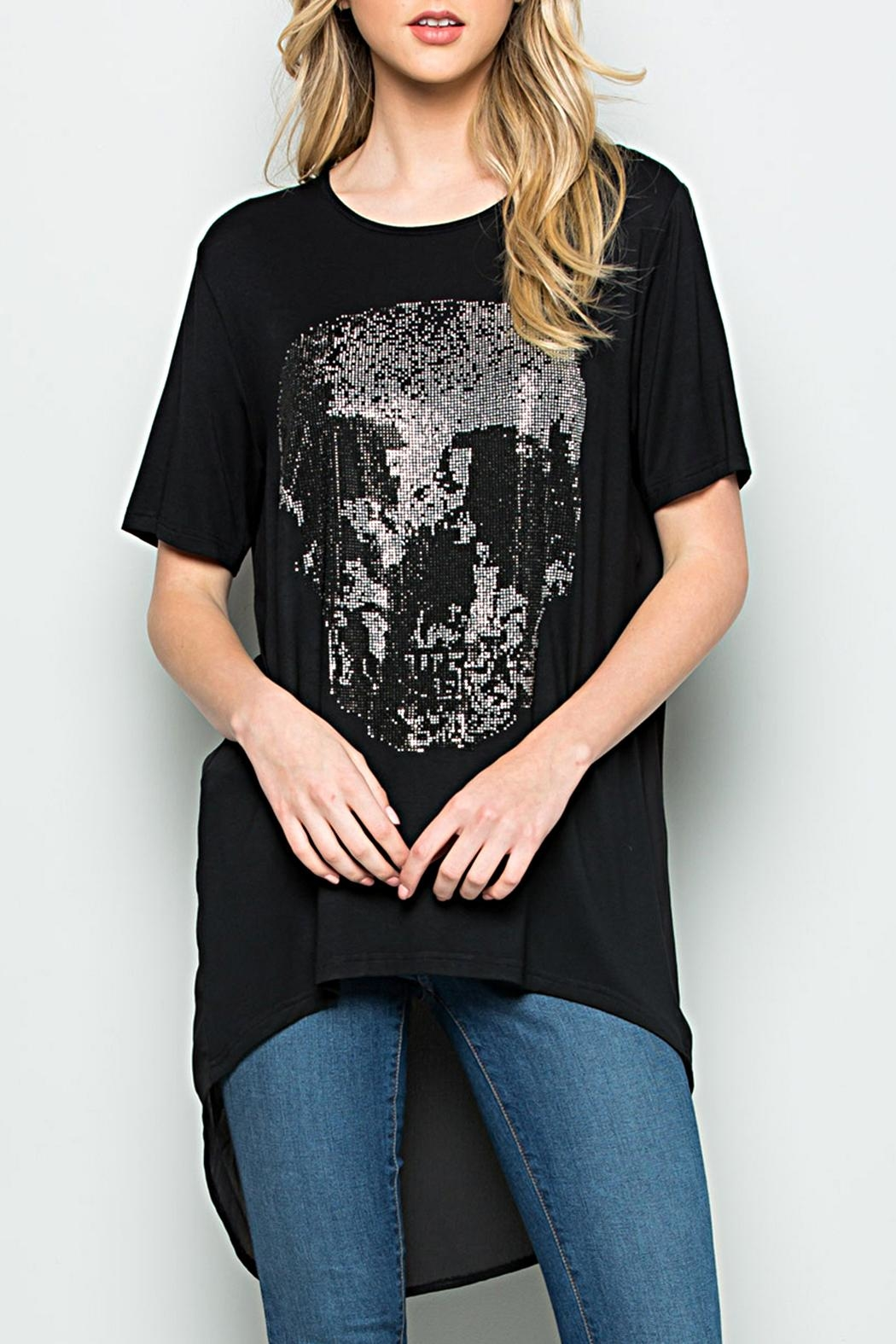 Comme USA Skull Stone Tunic - Main Image