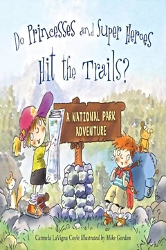 Shoptiques Product: Princesses Hit Trails Book