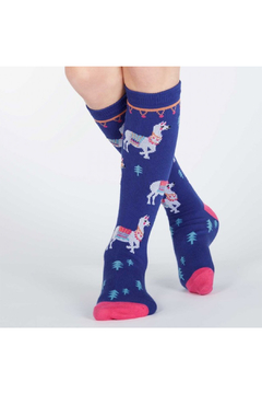Sock it to me Como Te Llamas Knee High Sock - Product List Image