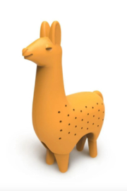 Fred and Friends Como Tea Llama - Front full body