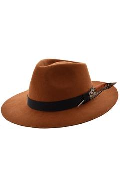 Shoptiques Product: Felt Fedora Hat