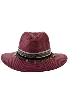 Shoptiques Product: Folk Raffia Hat