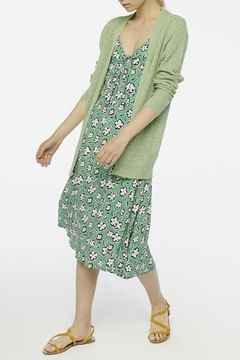 Compania Fantastica Floral Midi Dress - Alternate List Image