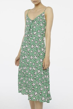 Compania Fantastica Floral Midi Dress - Product List Image