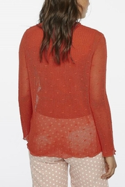 Compania Fantastica Knit Loose Top - Front full body