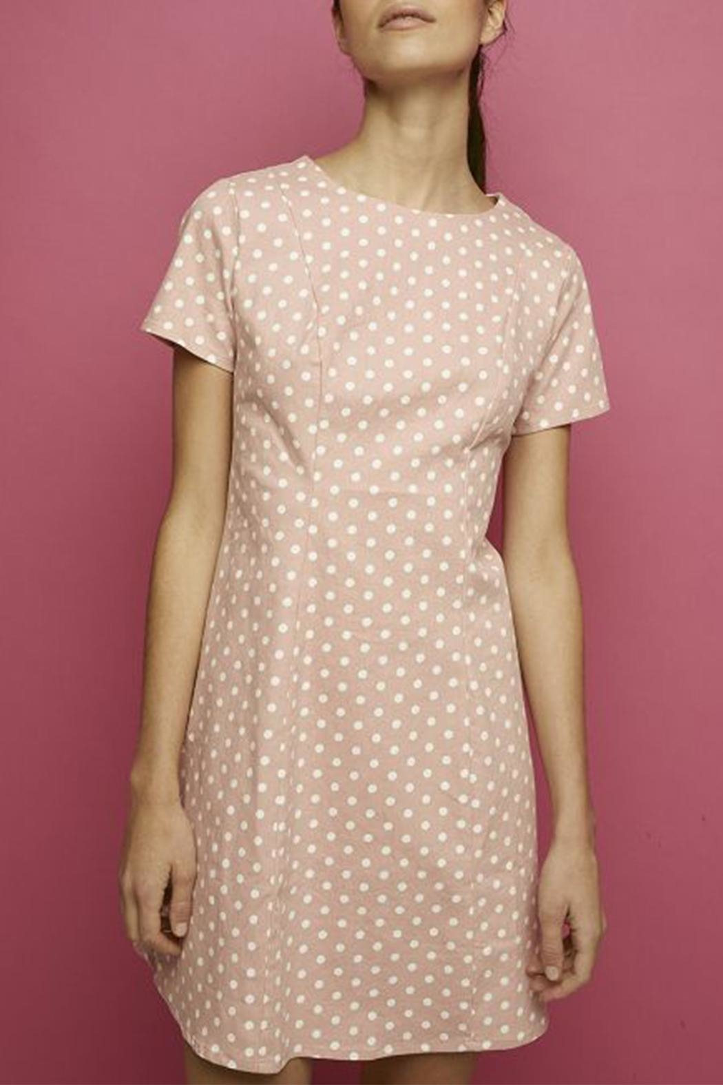 Compania Fantastica Polka Dot Dress - Main Image