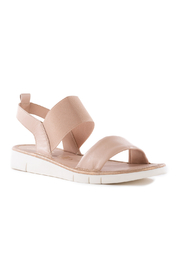 Seychelles Companion Vacchetta Leather Sandal - Front cropped