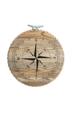 J.K. Adams Co. Compass Serving Board - Product List Image