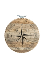 J.K. Adams Co. Compass Serving Board - Front cropped