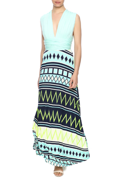 Shoptiques Product: Claire Convertible Maxi Dress