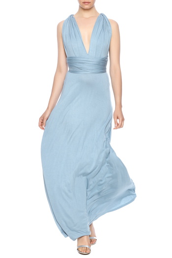 Shoptiques Product: Claire Convertible Maxi Dress - main