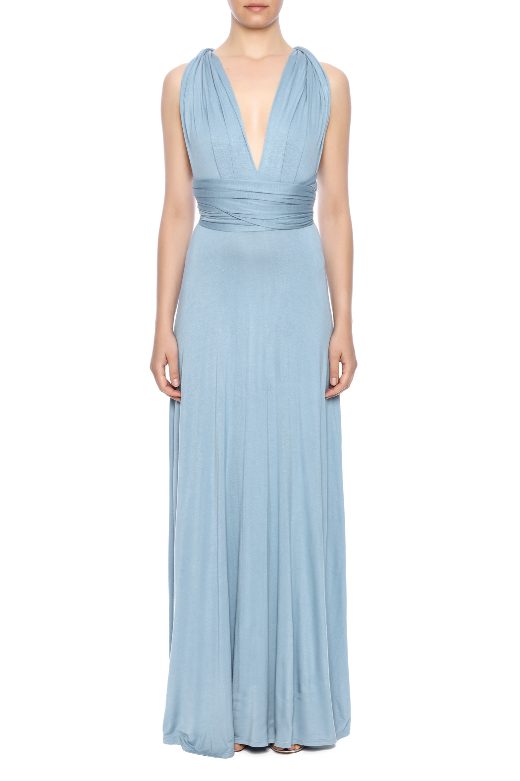Claire Convertible Maxi Dress