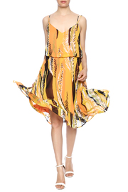 Compendium boutique Tiger Lily Midi Dress - Product Mini Image