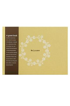 Shoptiques Product: Cabin Guest Book