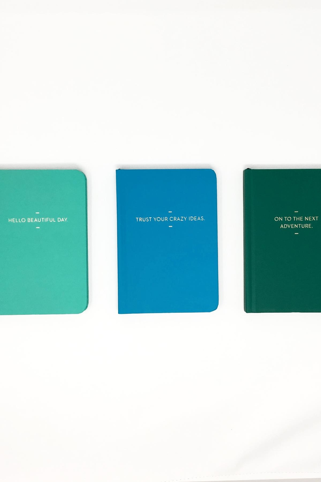 Compendium Motto Journals - Side Cropped Image