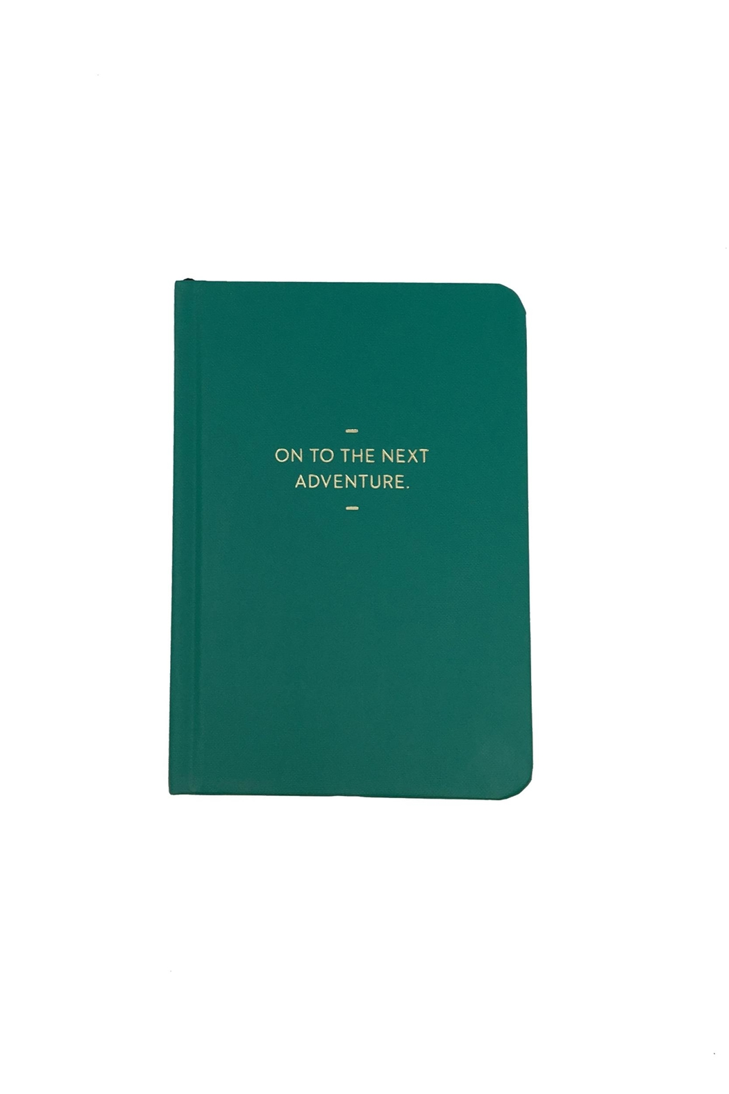 Compendium Motto Journals - Front Cropped Image