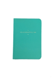 Compendium Motto Journals - Front full body