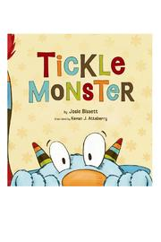 Compendium Tickle Monster Kit - Front cropped