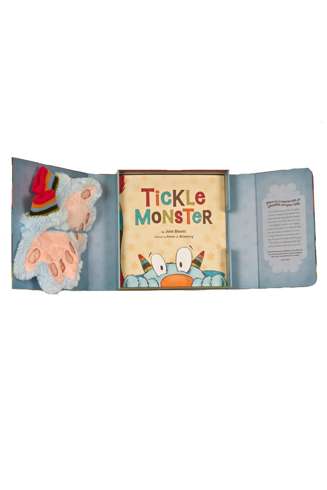 Compendium Tickle Monster Kit - Front Full Image