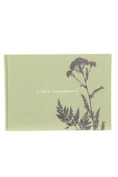 Shoptiques Product: Life Remembered Book