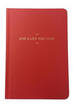 Compendium Books Live A Life Journal - Alternate List Image