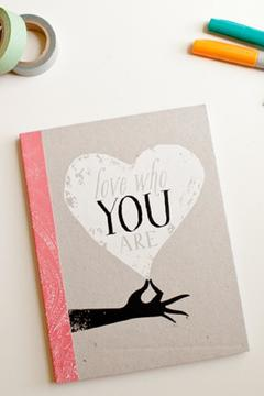 Shoptiques Product: Love Who-You-Are Book