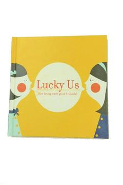 Compendium Books Lucky Us Book - Product List Image