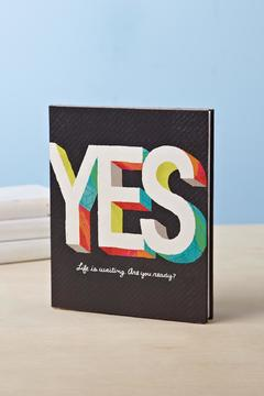 Shoptiques Product: Yes Book