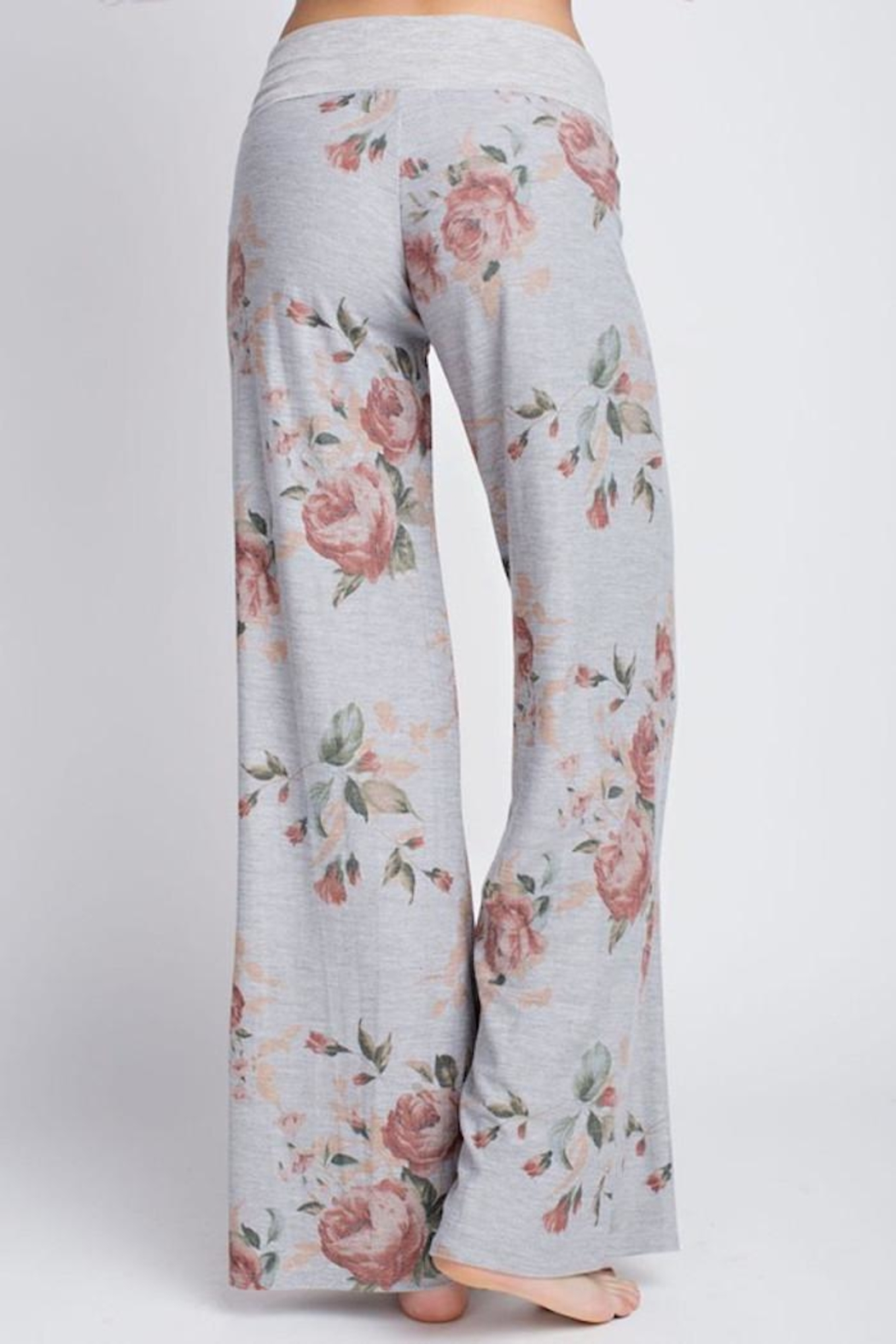 Compendium boutique Ainsley Lounge Pants - Side Cropped Image