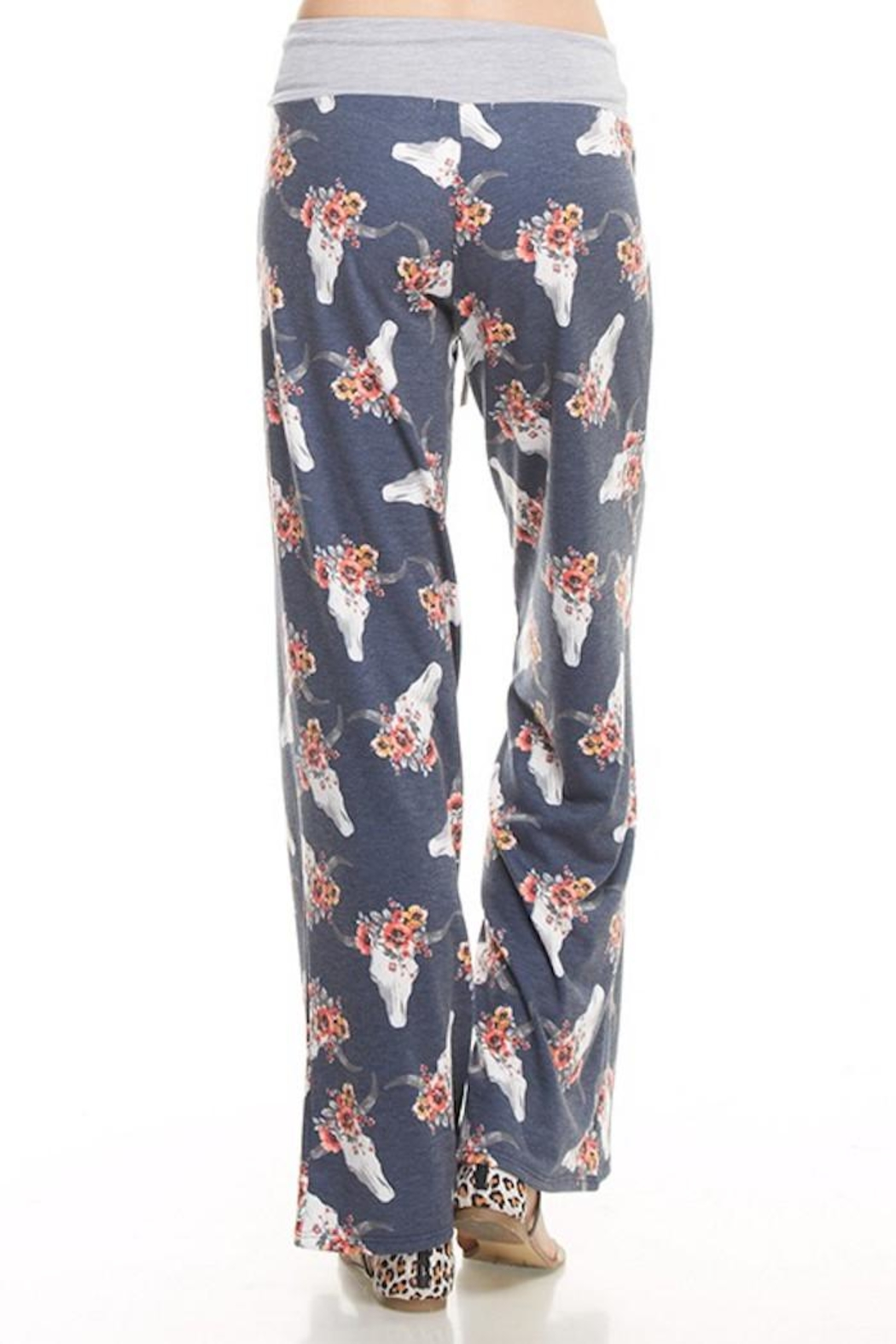 Compendium boutique Bailey Lounge Pants - Side Cropped Image