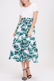 Compendium boutique Maui Midi Skirt - Product Mini Image
