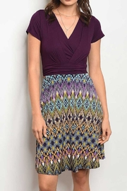 Compendium boutique Miranda Dress - Front cropped