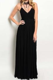 Compendium boutique Robin Maxi Black - Product Mini Image