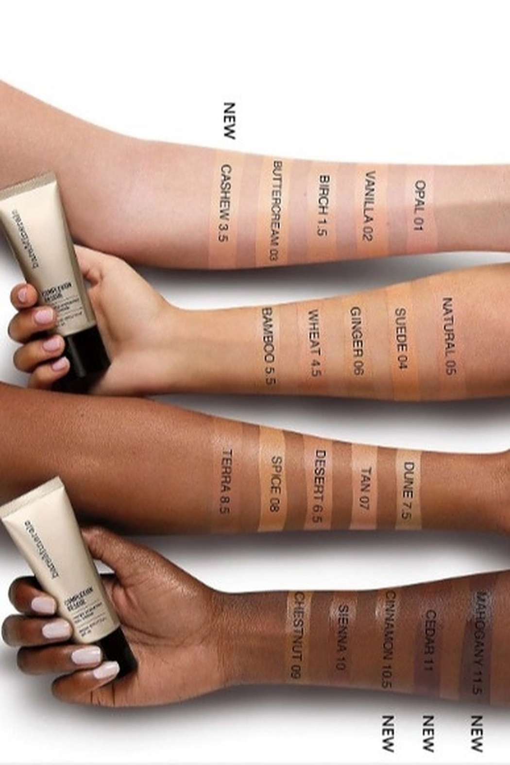 bareMinerals COMPLEXION RESCUE™ TINTED MOISTURIZER - HYDRATING GEL CREAM BROAD SPECTRUM SPF 30 - Side Cropped Image