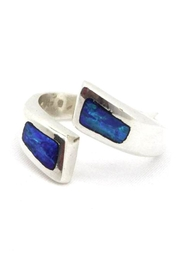 Linda de Taxco Compressed Opal Ring - Product Mini Image