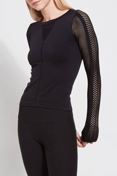 Lyssé Compression Fashion Top - Product List Image