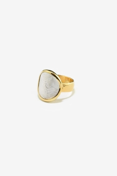 Eduardo Sanchez Concave Angel Ring - Product List Image