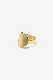 Eduardo Sanchez Concave Helvetic Ring - Product Mini Image