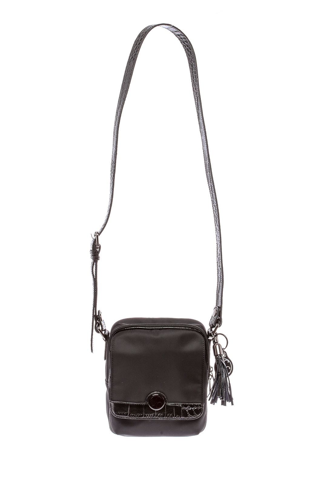 Concealed Carrie Black Carrie Cross body - Front Cropped Image