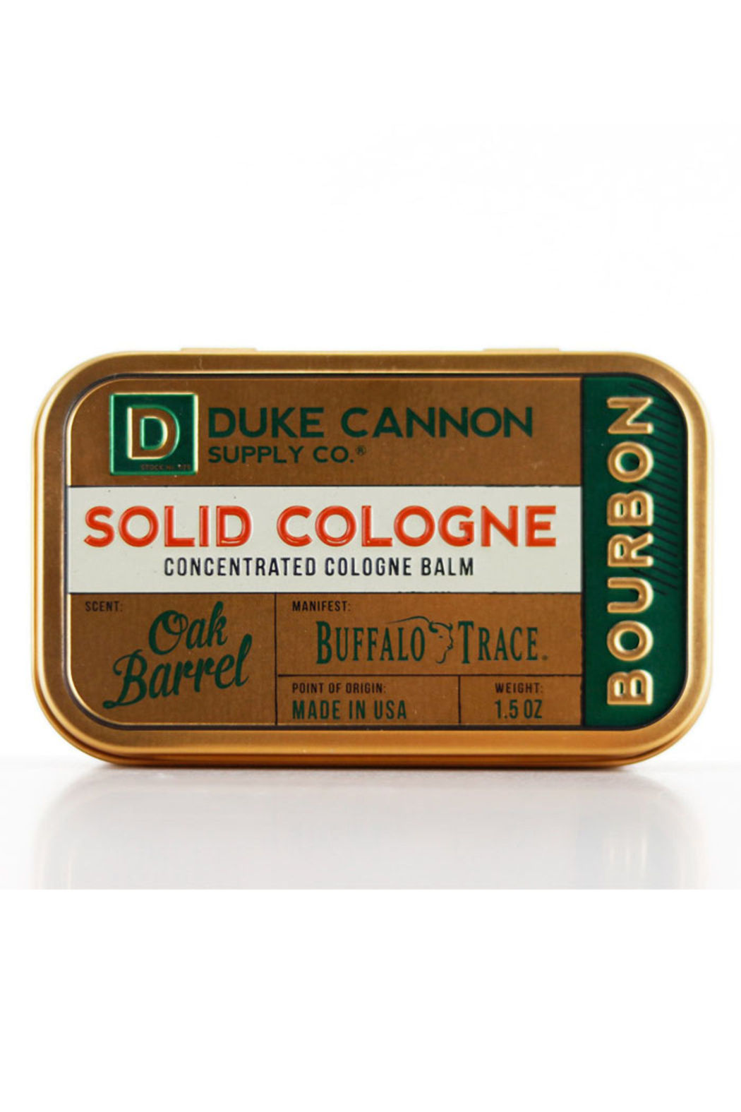 Duke Cannon CONCENTRATED COLOGNE BALM - Main Image