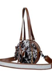 Myra Bag  Concept Cowhide Quirky Bag - Product Mini Image