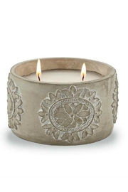Mud Pie Concrete Citronella Candles - Product Mini Image