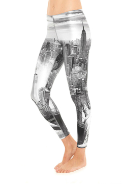 Terez Concrete Jungle Legging - Product List Image