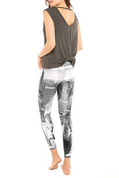 Terez Concrete Jungle Legging - Alternate List Image