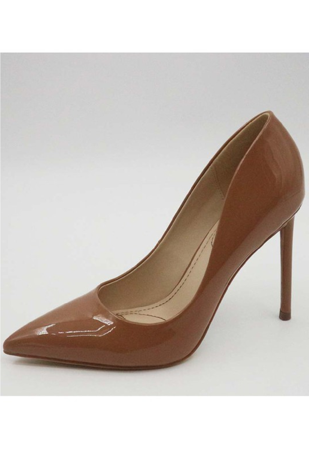 Bamboo Condition-39 High Heel  Pump - Front Cropped Image